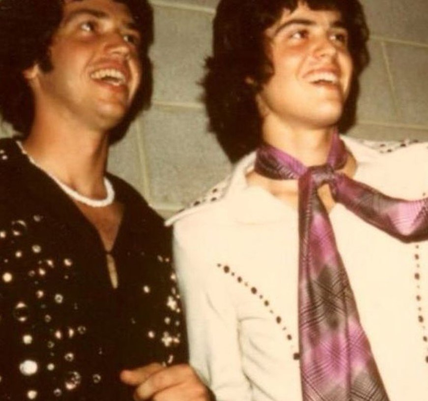 Donny And Marie Osmond Share Throwback Birthday Tribute To